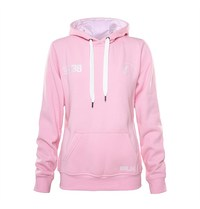 Silver Ferns Supporter's Hoodie- Pink (Size 12)