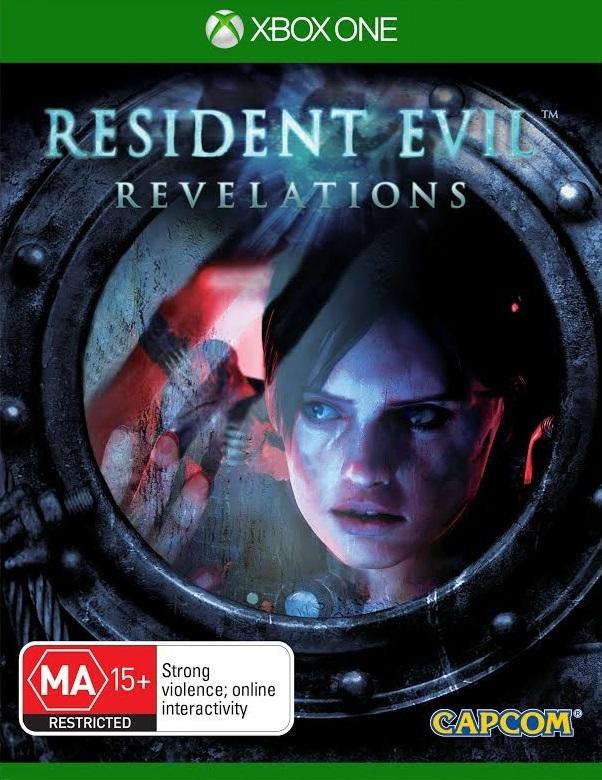 Resident Evil: Revelations for Xbox One