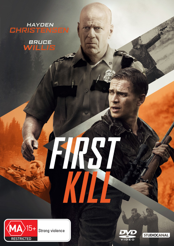 First Kill on DVD