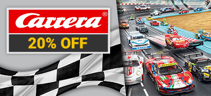 20% off Carrera!