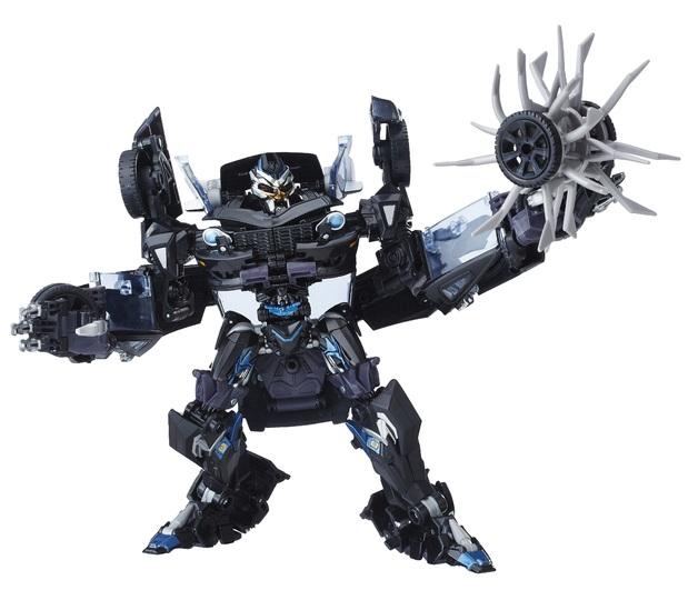 Transformers: Masterpiece - MPM-5 Barricade