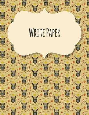 Write Paper by Blue Elephant Books