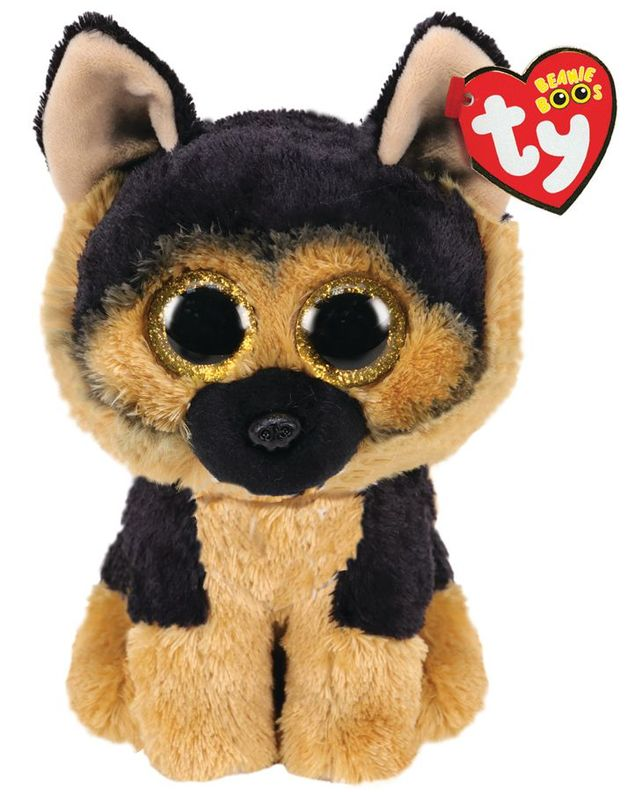 TY Beanie Boo: German Shepard - Small Plush