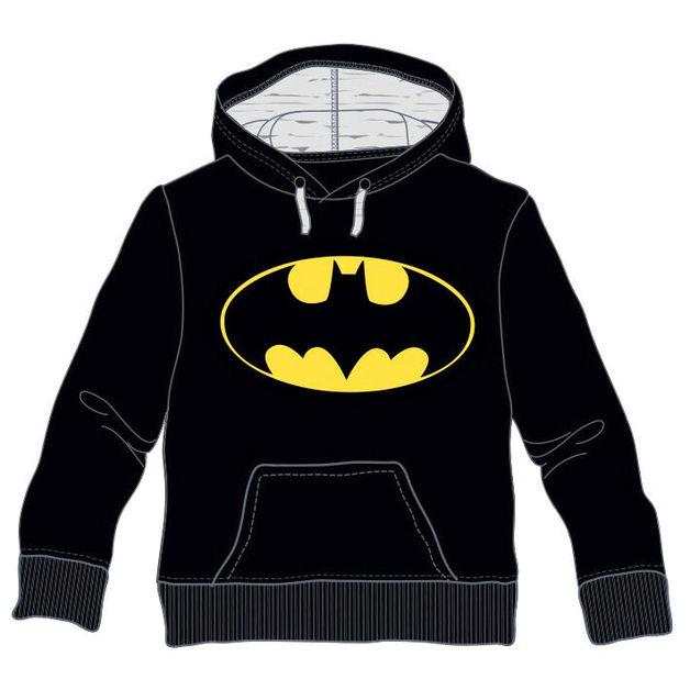 DC Comics: Batman Logo - Adult Hoodie (Size: L)