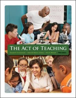 The Act of Teaching by Deborah Bainer Jenkins image