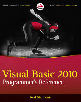 Visual Basic 2010 Programmer's Reference by Rod Stephens image