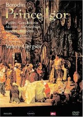 Borodin: Prince Igor (2 Disc Set) on DVD