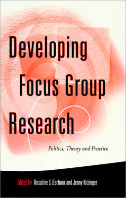 Developing Focus Group Research image