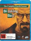 Breaking Bad - Season 4 on Blu-ray