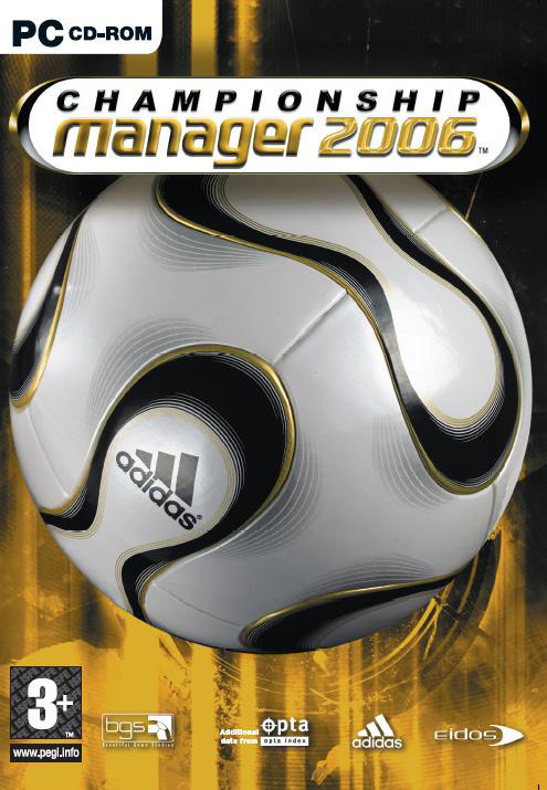 Championship Manager 2006 for PC