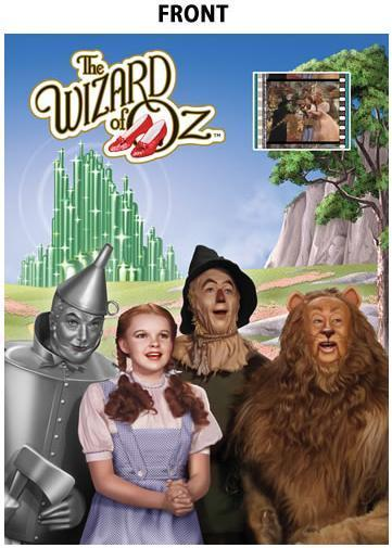 FilmCells: Premier Cell - The Wizard of Oz (S1)
