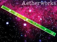 Range Ruler (Fluorescent Green)