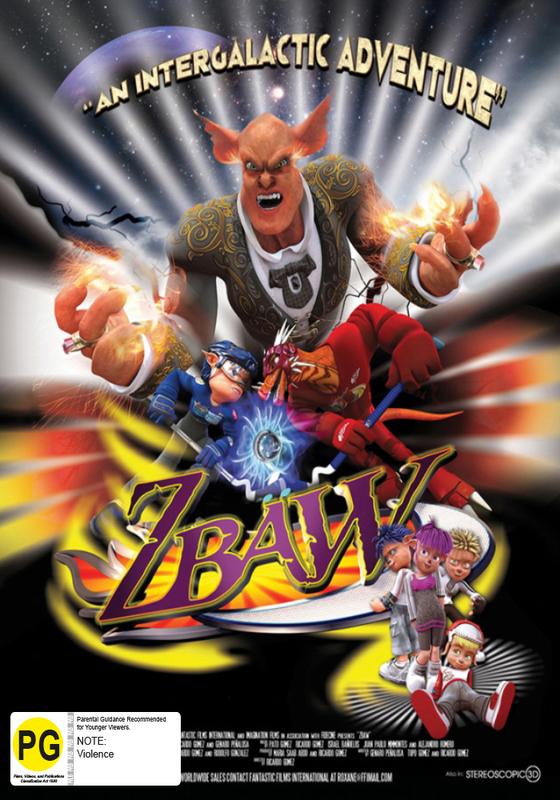 Z-BAW on DVD
