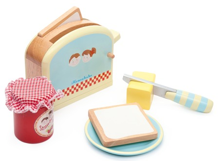 Le Toy Van: Honeybake - Toaster Set
