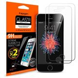 Spigen iPhone SE Glass Screen Protector - For iPhone 5S/5/5C