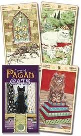 Tarot of Pagan Cats by Lo Scarabeo