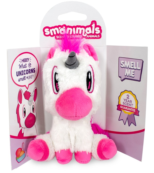 "Smanimals: Unicorn (Tutti Frutti) - 6"" Plush image"