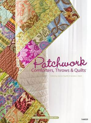 Patchwork Comforters, Throws & Quilts by Jeanne Stauffer
