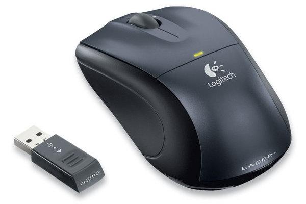 LOGITECH V450 Laser Cordless Mouse for Notebooks image