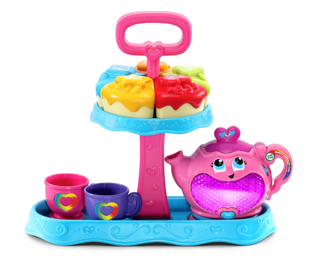 Leapfrog: Rainbow Tea Party - Playset