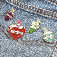 Jubly-Umph Liquid Luck Lapel Pin image