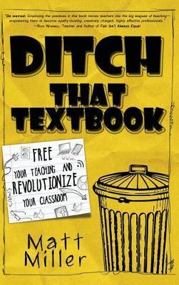 Ditch That Textbook by Matt Miller image