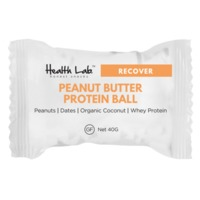 Health Lab Recover Peanut Butter Protein Ball (40g)