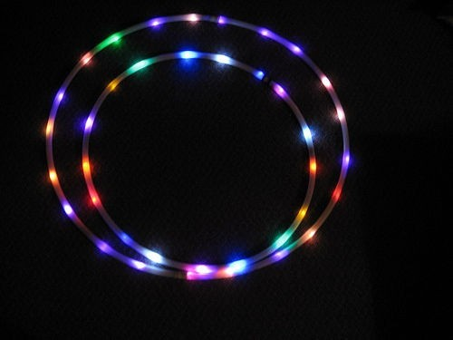 Britz 'n Pieces: Light Up Hula Hoop (78cm)
