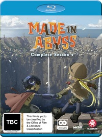 Made in Abyss - Complete Season 1 on Blu-ray