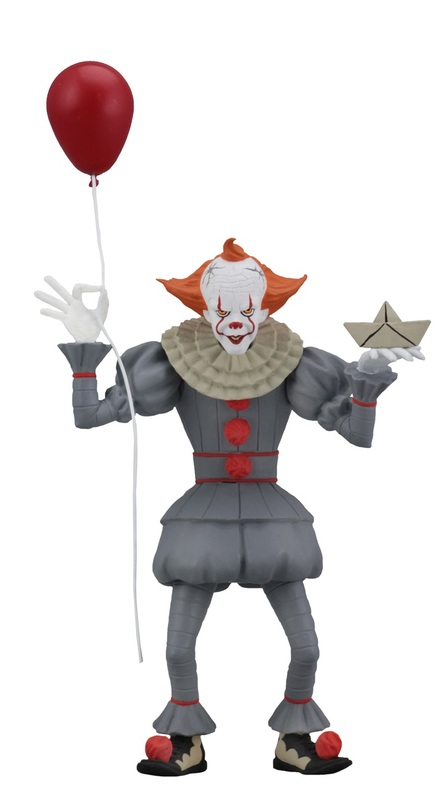 "Toony Terrors: Pennywise (IT 2018) – 6"" Action Figure"