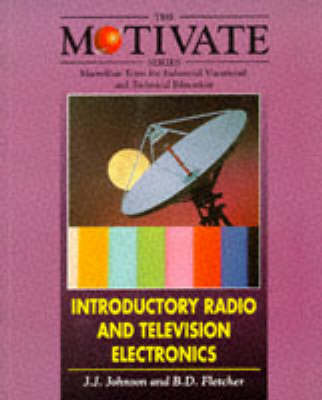 Introductory Radio and Television Electronics by James J. Johnson image