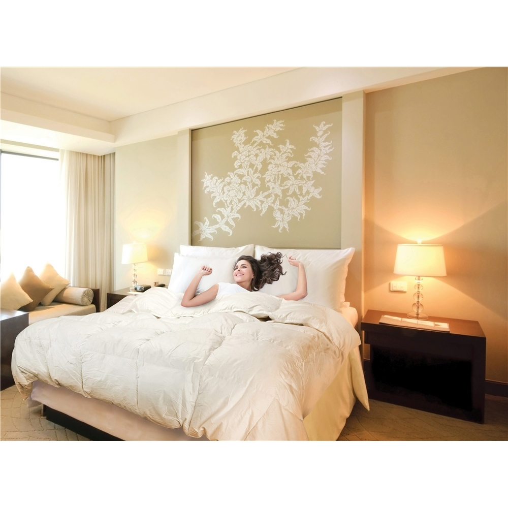 Royal Comfort Bamboo Quilt Duvet Inner - Double (350GSM) image