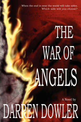 The War of Angels by Darren, Dowler image