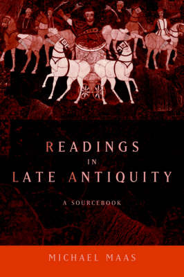 Readings in Late Antiquity: A Sourcebook image