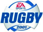 EA SPORTS Rugby 2001 Demo CD for PC Games
