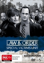 Law & Order - Special Victims Unit: Season 4 (6 Disc Set) on DVD
