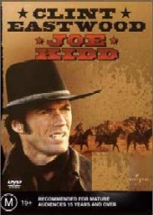Joe Kidd on DVD