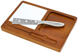 Judge Woodware Essentials - Cheese Knife & Board