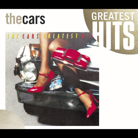Greatest Hits by The Cars image