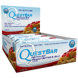 Quest Nutrition - Quest Bar Box of 12 (Peanut Butter & Jelly)