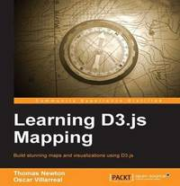 Learning D3.js Mapping by Thomas Newton image