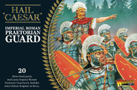 Early Imperial Romans - Praetorians