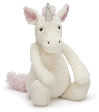 Jellycat: Bashful Unicorn