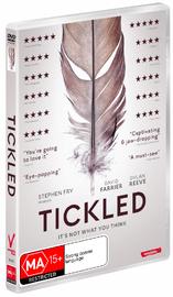 Tickled on DVD