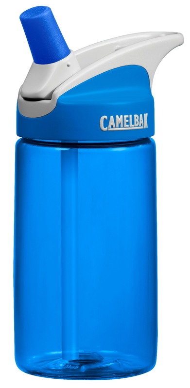 Camelbak Eddy Kids Bottle - Blue/Blue (.4L)