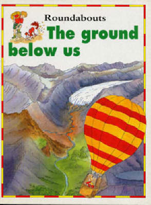 The Ground Below Us by Kate Petty image