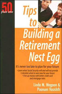 Tips to Building a Retirement Nest Egg by Linda M Magoon image