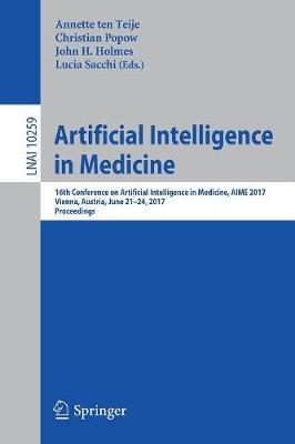 Artificial Intelligence in Medicine image