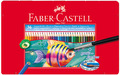 Faber-Castell: Watercolour (Tin of 36)