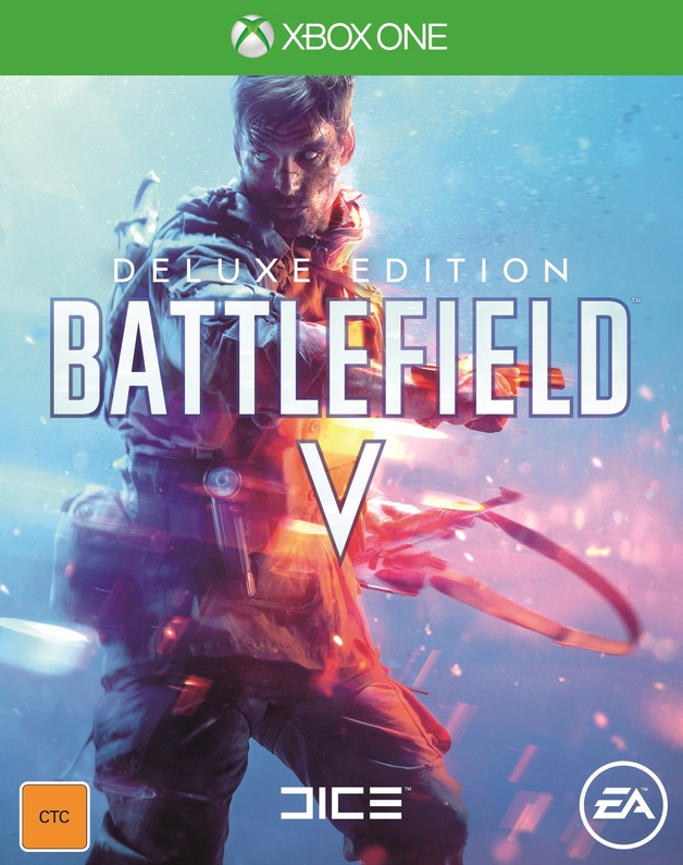 Battlefield V Deluxe Edition for Xbox One